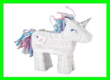 Unicorn Girls Small Pinyata Christmas Gift Kids Birthday Party Decorations 2021