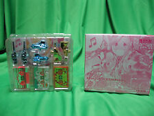 Transformers Takara e-Hobby Kiss Players Cassettes Position New