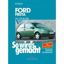 Ford Fiesta, Typ JH1/JD3 (02-08) So wird's gemacht - Reparaturanleitung