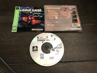 Ridge Racer - Playstation 1 PS1 - Complete CIB