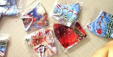 3 PACK Santa Christmas holiday winter Face Mask winter reindeer Xmas gift NEW