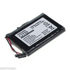 Batterie Mitac Mio P350 P550 Yakumo Delta X 5 BT Falk E30 E60 Bluemedia BM6300