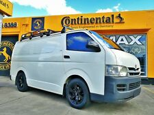 """16"""" G.MAX Titan Wheel and Falken 215/65-16C Tyre Package for Toyota Hiace"""