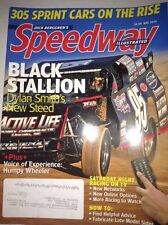 Speedway Illustrated Magazine Dylan Smith's Ride May 2014 040617NONRH