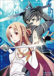 Sword Art Online the Movie -Ordinal Scale- Mini Clear Poster 4549743033112