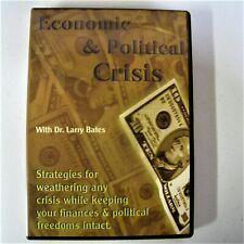Economic And Political Crisis Dr. Larry Bates 3 DVD Set 2008