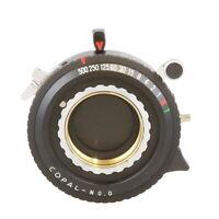 Copal #0 Shutter Large Format Lens Made in Japan F/5.6 ****EP****