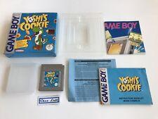 Yoshi's Cookie - Nintendo Game Boy - PAL FAH - Avec Boite Et Notice