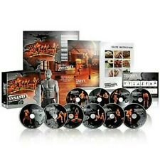 Insanity Beachbody Workout 10 DVD's Complete Set