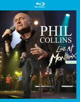 Phil Collins: Live at Montreux 2004 Blu-Ray (2016) Phil Collins cert E