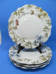 Pier 1 Imports  Sofie The Bunny Dinner Plates Bundle of 4