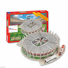 3D Puzzle DIY Model National Stadium Stadion Narodowy Warsaw Poland Souvenir