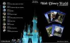 Walt Disney World Florida - Parts Eleven to Nineteen Collection on Blu-Ray (NEW)
