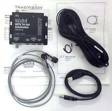 NEW KVH HDTV Tri Sat Satellite AutoSwitch Auto Switch Kit Directv 72-0301-06