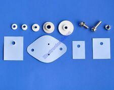 Silicon Insulator, Bushing, Screw and Nut Assortment Kit.