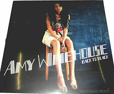 AMY WINEHOUSE LP Back To Black UK SEALED w/ Inner Lyrics Rehab Love Is A Losing