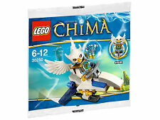 LEGO 30250 - THE LEGEND OF CHIMA - Ewar's Acro-Fighter - Poly Bag Set