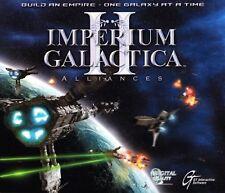 IMPERIUM galatica II alleanze, PC CD-ROM GIOCO.