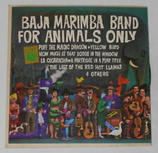 "Baja Marimba Band - For Animals Only ep - U.S. 7"" vinyl"