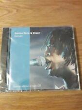 Samba Sene & Diwan Keman (Single) CD new and sealed special edition 4 track