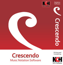 NCH Crescendo Music Notation & Composition Software FULL License key 2020 ✅🔥