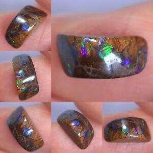 3.37 TCW Natural AUSTRALIA KOROIT  Boulder Opal Stone