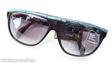 Eschenbach Oversized große Damen Sonnenbrille Kunststoff Verlauf 100% UV GR:L