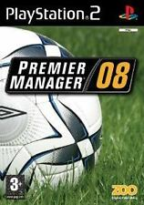 Premier Manager 2008 (PC CD)  NEW & Sealed - Despatched from UK
