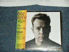 ALI CAMPBELL UB40 Japan 1995 PROMO TODP-25173 NM CD+Obi BIG LOVE