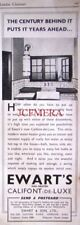1937 EWART'S Califont-de-Luxe Gas Hot Water Heater Ad #2 - Art Deco Print Advert