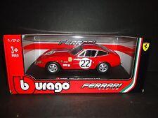 Bburago Ferrari 365 GTB4 Competizion A1 Series Red 1/24