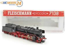 E111 Fleischmann N 7138 Dampflok Stromlinienlok BR 39 158 DB