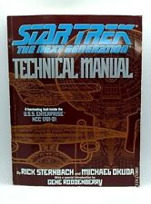 Star Trek The Next Generation Technical Manual by Michael Okuda, Rick Sternbach