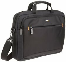 AmazonBasics 14 Inch Laptop and Tablet Slim Shoulder Messenger Bag Black New