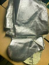 National Safety Apparel Aluminized Suit Including Leggings,800F