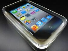 NEW Apple iPod touch 4th Generation Black (16 GB) MP3 Player Warranty - Retail
