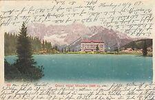 Misurina Grand Hotel AK 1905 Belluno Südtirol Italien Italia 1708028