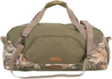 Hunting Duffel Bag Large Camo Hunters Pack Outdoors Camping Hiking Shooting Sack