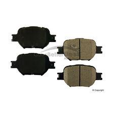New ADVICS Disc Brake Pad Set Front AD0817 0446520540 for Lexus Scion Toyota