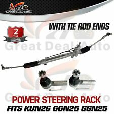 Power Steering Rack With Tie Rod Ends for Toyota Hilux KUN25 KUN26 36 GGN25 4WD