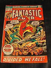 1972  Bronze Age Marvel Fantastic Four 128 Nov  Comic Book (WAT)