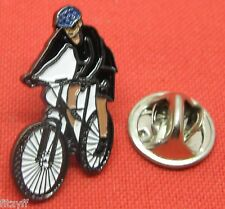 Cyclist Lapel Hat Cap Tie Pin Badge Cycle Bicycle Brooch Bike Gift Souvenir
