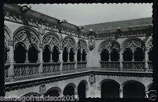 1048.-VALLADOLID -130 Detalle del Patio de San Gregorio (Foto Ed. García Garrabe