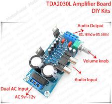TDA2030L Amplifier Amp board DIY kit  Components BTL/OCL TDA2030A for Audio Hifi
