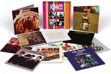 THE KINKS, THE MONO COLLECTION, 10 x HEAVY WEIGHT LP VINYL DELUXE BOX (SEALED)