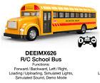Imex / Double Eagle Radio Control School Bus W/Opening Doors E626-003 MIB/New