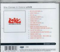 LOVE-She Comes In Colors CD-Brand New-Still Sealed