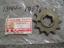 KAWASAKI KLT200 ENGINE SPROCKET 12T NOS!