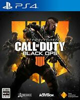 Call of Duty Black Ops 4 PS4 Japan