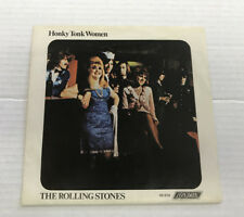 THE ROLLING STONES-HONKY TONK WOMEN-SLEEVE ONLY 9.0